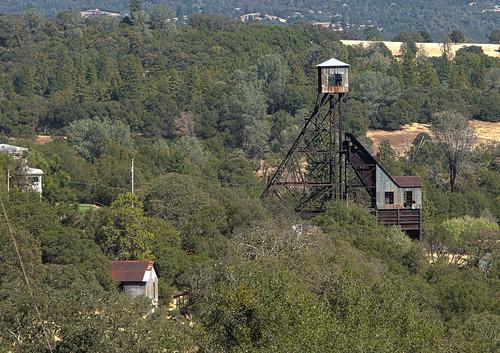 california road field northerncalifornia rural historic highway49