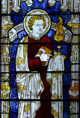 St John the Evangelist (Herbert Bryans, 1908)