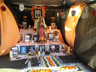 Altar, Dia de los Muertos Sacramento 2014 | by ray_explores