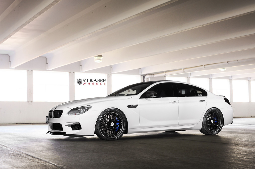 Strasse Wheels Bmw M6 Grancoupe Sv8 Signature Series Wheel Flickr