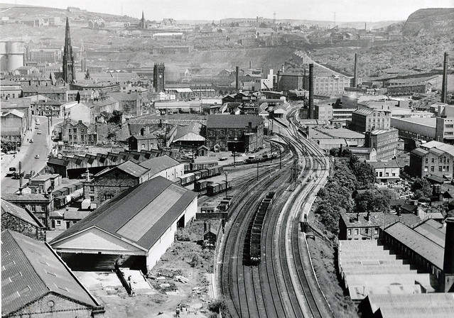 Halifax Station late 1960s/early1970s