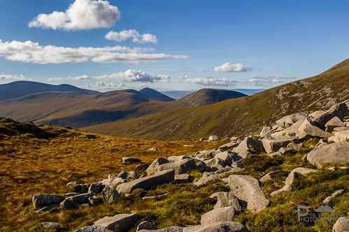 mountains scotland berge isleofarran schottland gebirge mountainrange cirmhor sannox grosbritannienundnordirland