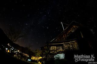 Sterne | Projekt 365 | Tag 297