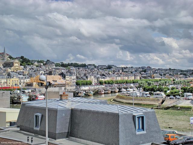 Trouville-sur-Mer, Normandia