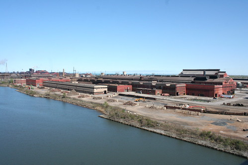 ArcelorMittal Indiana Harbor steel mill | by repowers