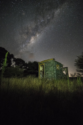 Lake Kerete milky way | by gaabNZ