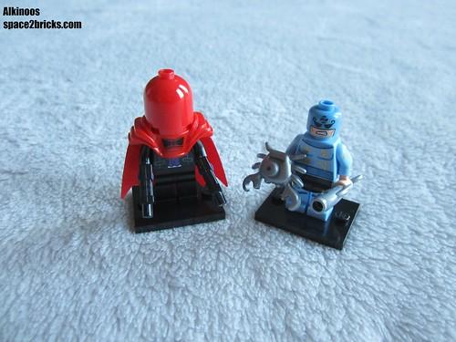 Lego Minifigures The Lego Batman Movie p10