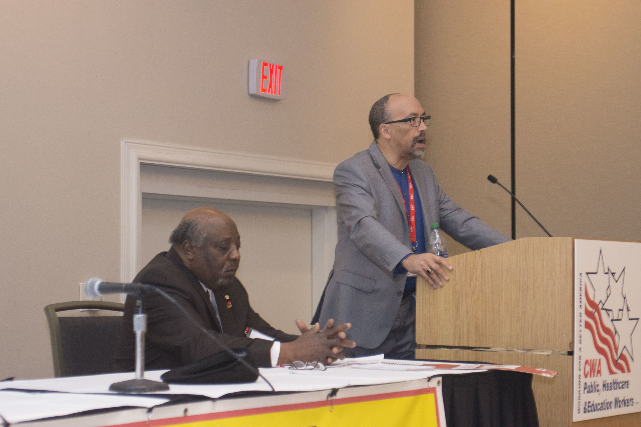 Bill Fletcher at 2017 Public, Healthcare, and Education Workers Conference