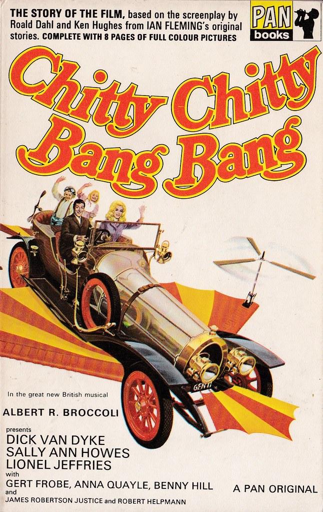 Pan 3300227075 (1968)   Chitty Chitty Bang Bang (The Story o…   Flickr