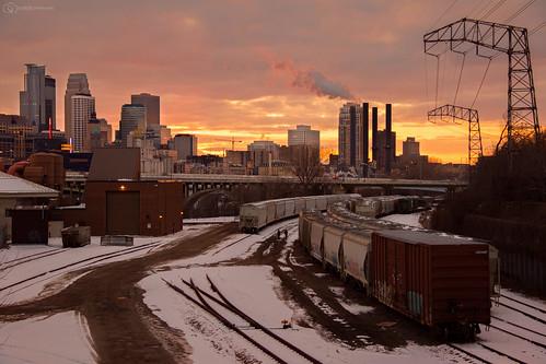 Golden Minneapolis!