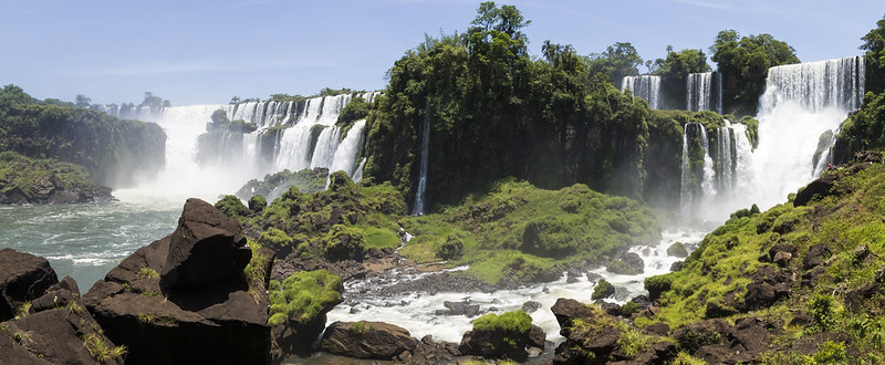 Panorámica Iguazú