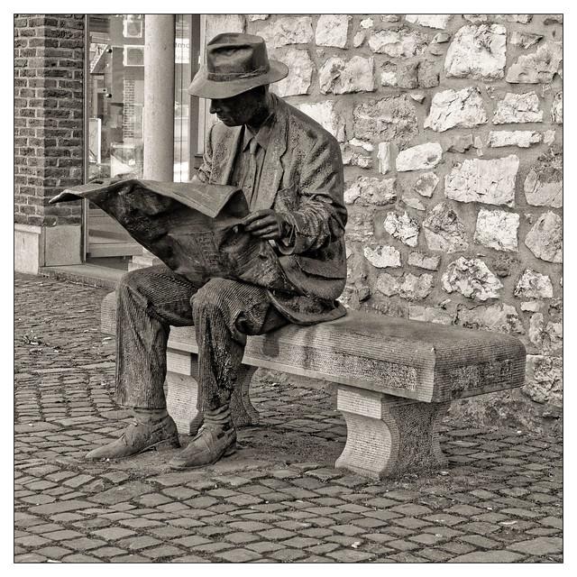 Le lecteur de Journal