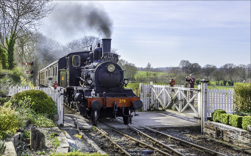 Kent & East Sussex Railway - Tenterden