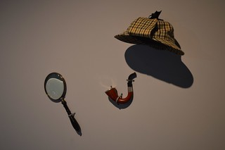 Sherlock Holmes the invisible detective | by Matt From London