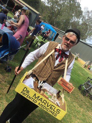 Vintage Fair at Old Highercombe Hotel Museum | by South Australian History Network