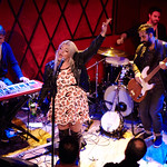 Wed, 22/10/2014 - 2:50pm - Elle King at Rockwood Music Hall in NYC for WFUV's 4-band showcase, 10/21/14. Photo by Gus Philippas