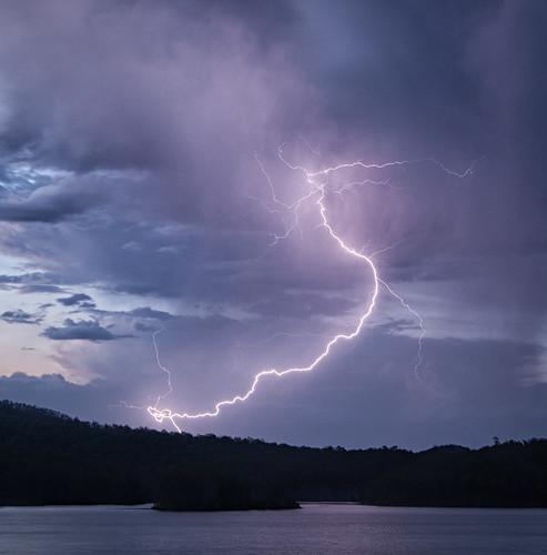 storm nikon df australia queensland lightning storms lightningbolt stormclouds summerstorm southeastqueensland scenicrim wyaralong wyaralongdam lakewyaralong