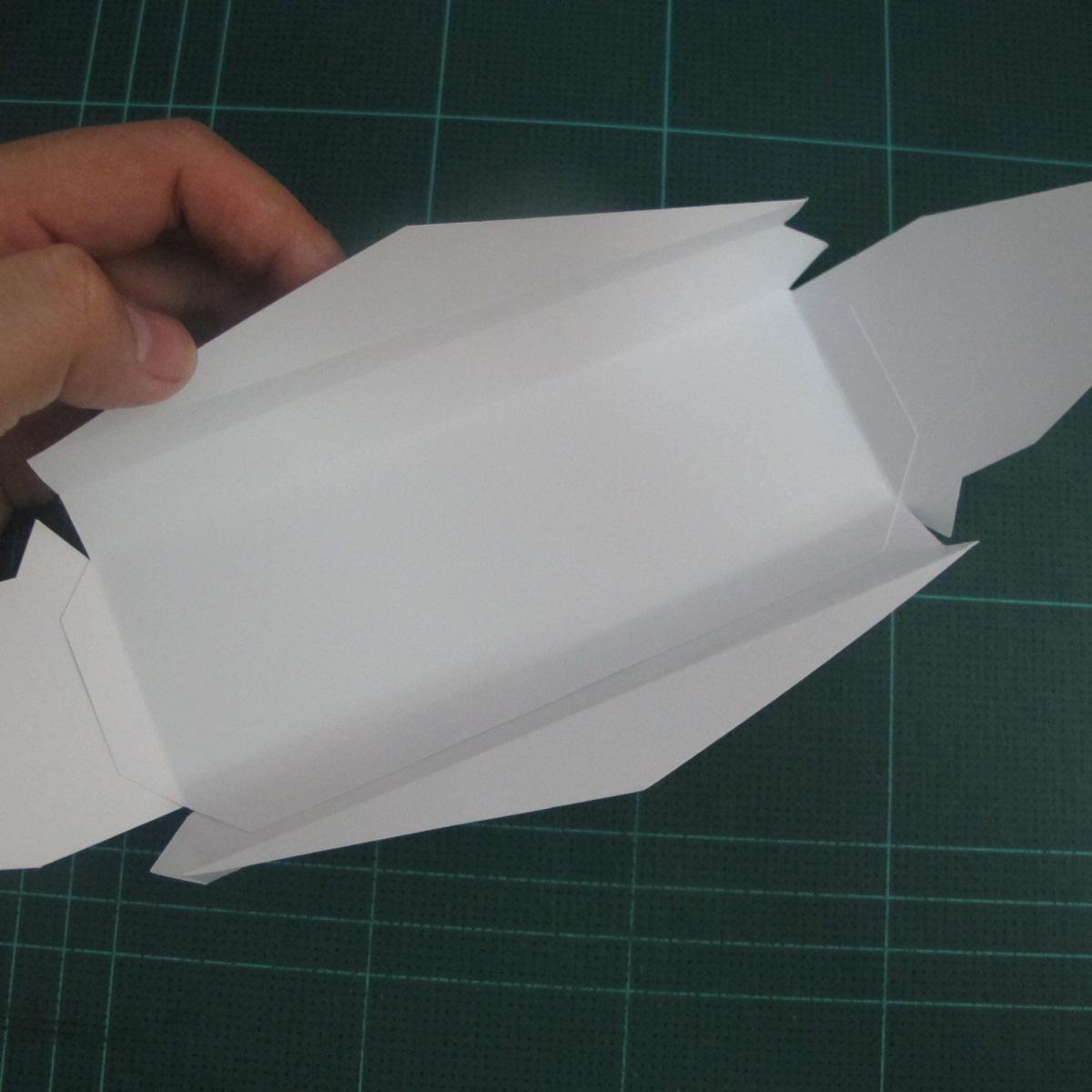วิธีทำกล่องกระดาษสำหรับใส่ของเป็นลายดอกไม้ (Botanical paper box DIY printable template) 003