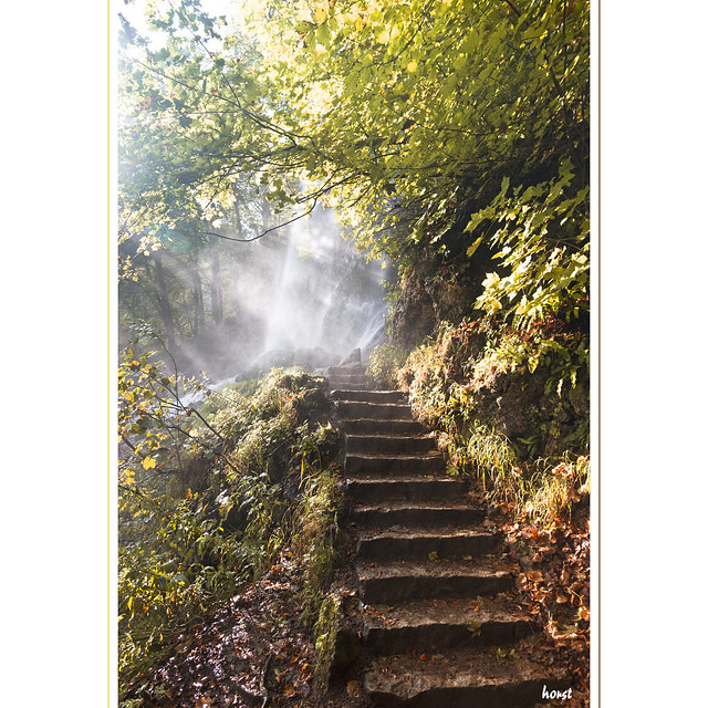 Stairway to the Fall(s)