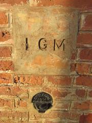 Nivelación del IGM en estación de Rauch