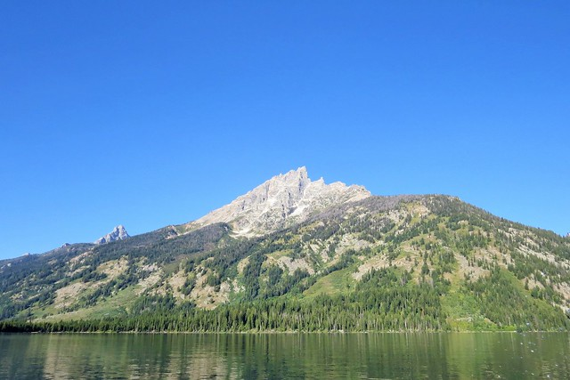 On Jenny Lake