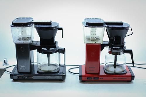 Coffee Machines | by Wikimedia Finland