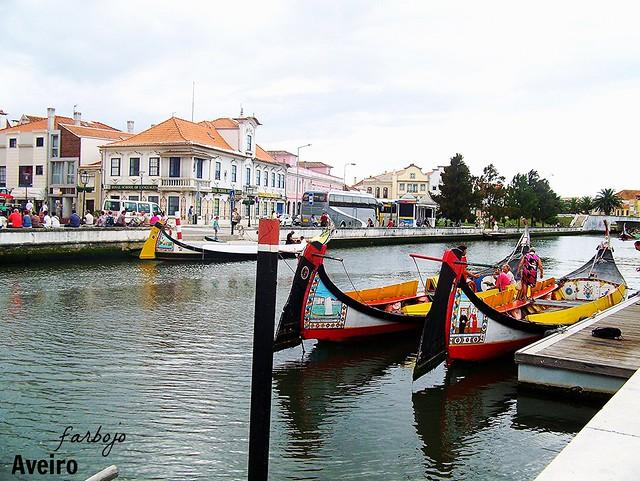 farbojo Aveiro barques Portugal 2014
