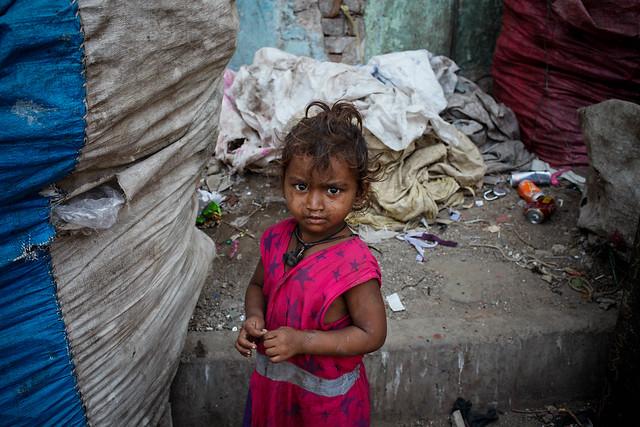 Slum's kid