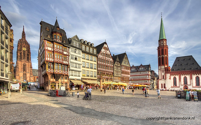 Frankfurt Town Square