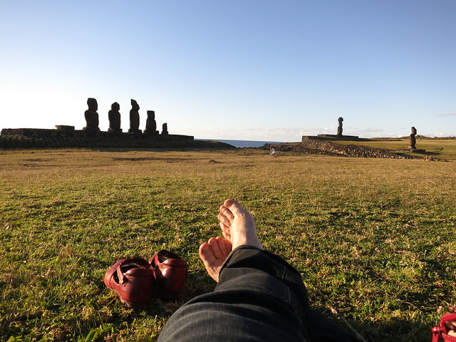 Easter Island - day 1