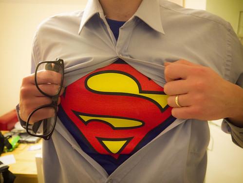 Superman | by tom_bullock