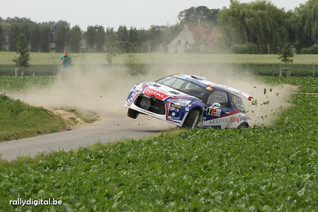 Ypres Rally ERC 2015