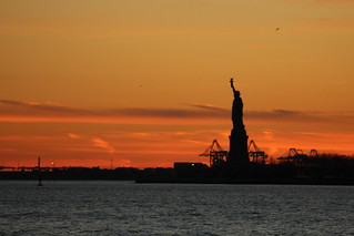 Statue of Liberty   by shinya