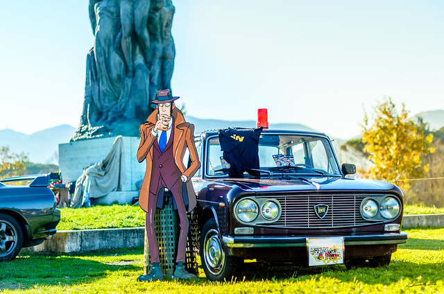 Zenigata in Lucca Comics & Games