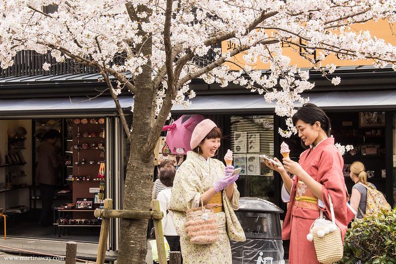 Vita a Kyoto