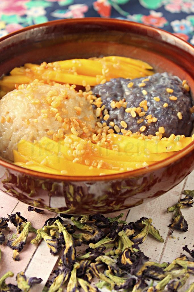 Mango Sticky Rice -edit