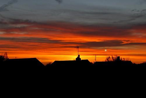 nikon d60 braintree braintreeessex essex sunrise morning silhouette theamateursgroup unlimitedphotos