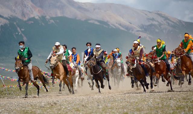 The Battle, Tibet 2014