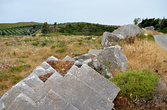 Roman quarry at Karagöl (Teos), Turkey (21)