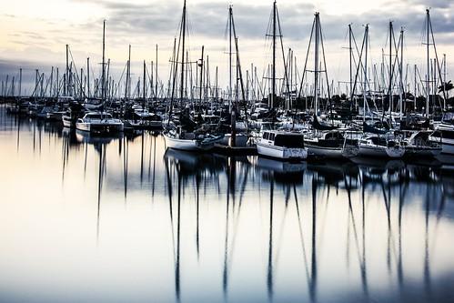 sea sky reflection water weather marina sunrise boats manly waterreflections sunsetsandsunrisesgold