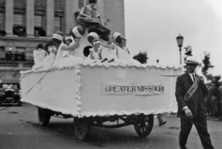 Greater Missouri Float, New Capitol Day (MSA)