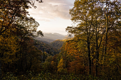 mountain sunrise greatsmokeymountains greatsmokeymountainsnationalpark sonyilce7r sel2470z