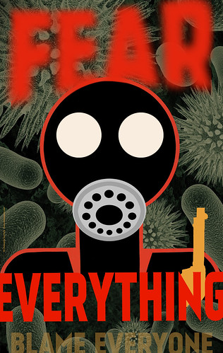 Fear Everything. Blame Everyone | by outtacontext