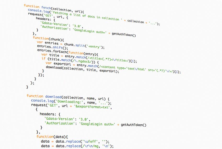 AngularJS Code II