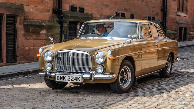 1971 Rover P5 Coupe