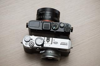 Fuji X100F vs Sony RX1   perahia   Flickr