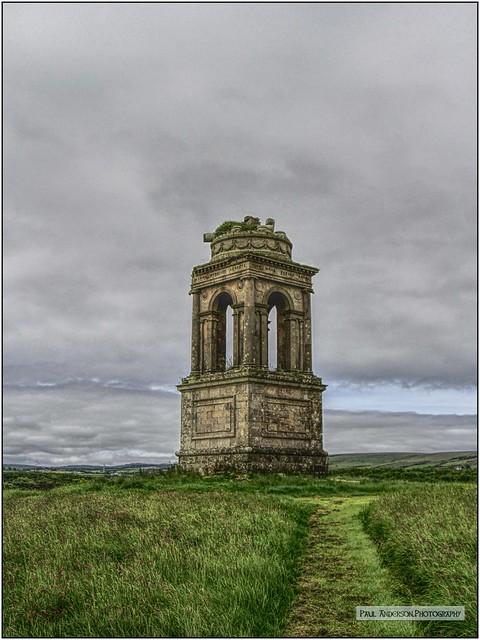 Downhill Mausoleum, Co Londonderry, Northern Ireland
