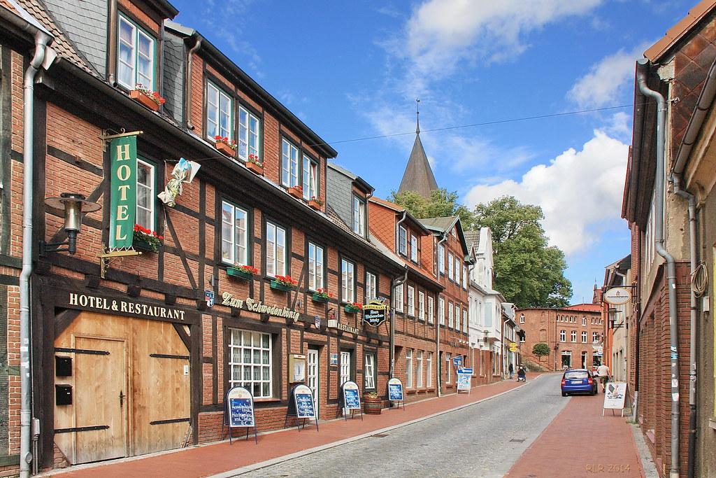 Schwedenkönig Gadebusch