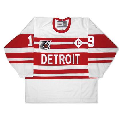 watch 113f4 e22b4 Detroit Red Wings 1991-92 TBTC F   1991-92 NHL Detriot Red W ...