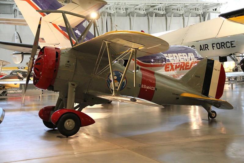 Curtiss F9C Sparrowhawk 2